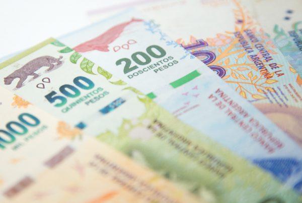 Invertir pesos argentina