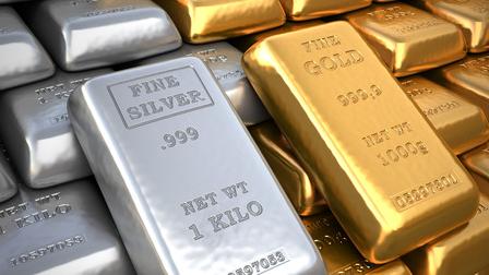 invirtiendo en oro y plata