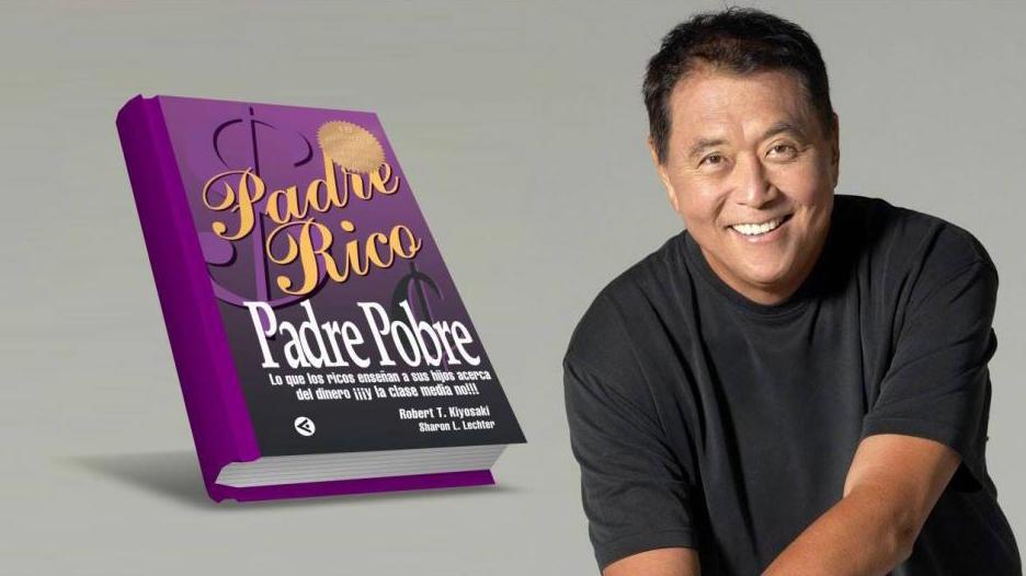 """5 lecciones financieras del bestseller """"Padre Rico, Padre Pobre"""""""